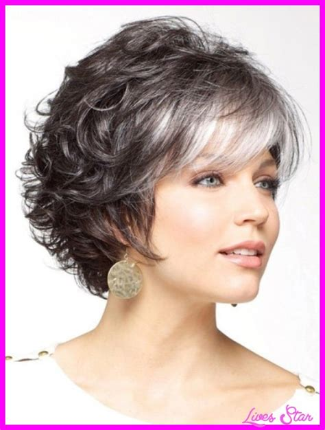 short layered hair styles with soft waves short bob haircuts curly livesstar com