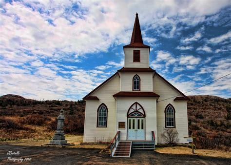 Epworth Church, a photo from Newfoundland, Atlantic