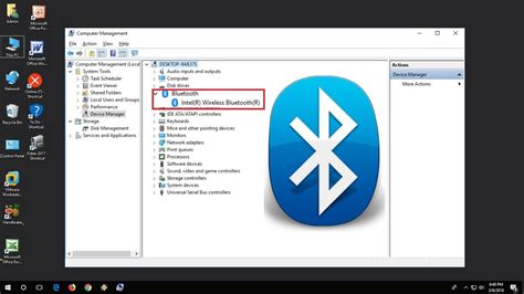 fix bluetooth  showing  device manager icon missing
