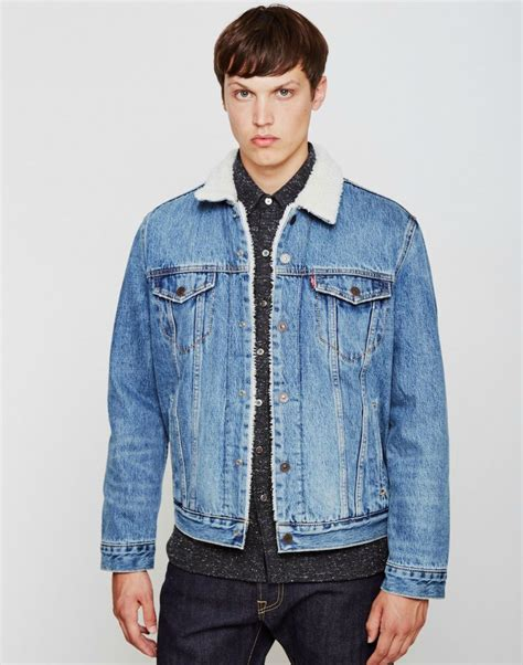 Jaket Blazer Pria Levis Black the ultimate guide to denim jackets the idle
