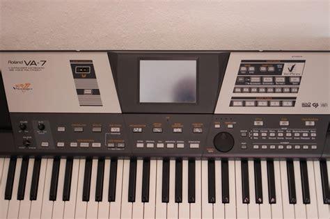 Keyboard Roland Va 3 Roland Va 7 Image 1014955 Audiofanzine
