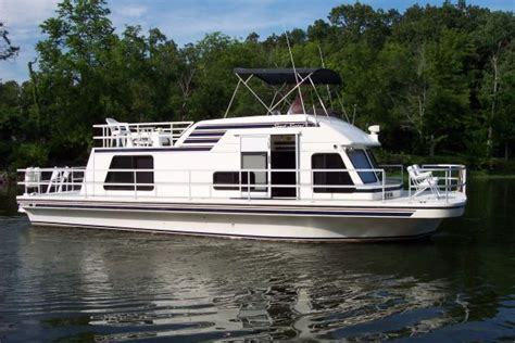 boats for sale on ky 1996 gibson 37 sport grand rivers ky for sale 42045