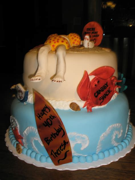 birthday themes 40 year old woman 40th birthday cake old woman cakecentral com