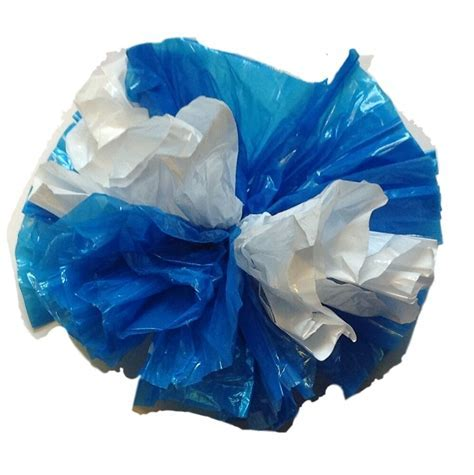 25 Car Limo wedding Decoration Plastic Pom Poms Flower 4