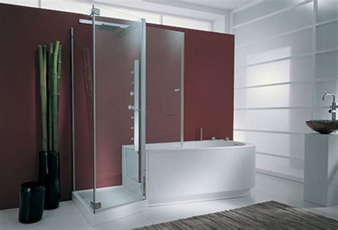 modern bathtub shower combo pictures of modern contemporary whirlpool bathtub shower