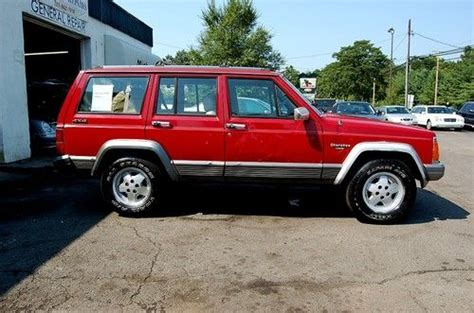1992 Jeep Laredo Find Used 1992 Jeep Laredo 4wheel Drive No