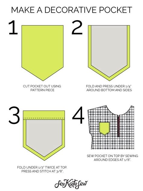 25 best ideas about pocket pattern on pinterest sewing