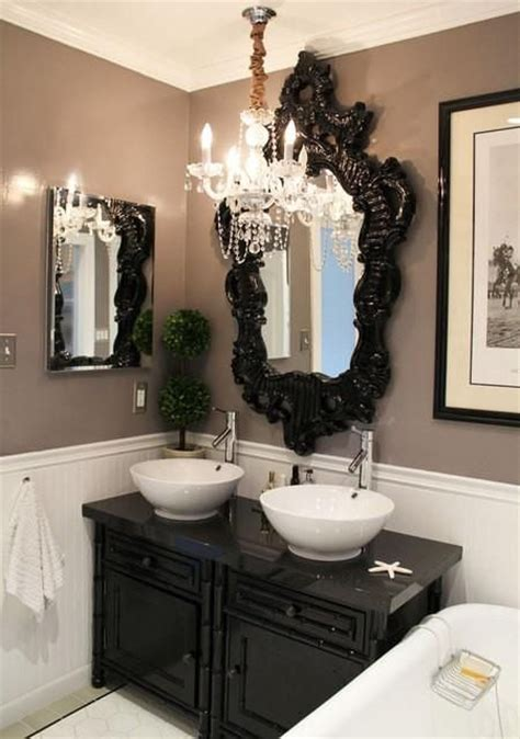 tan bathroom ideas black white and tan bathroom beautiful decor pinterest
