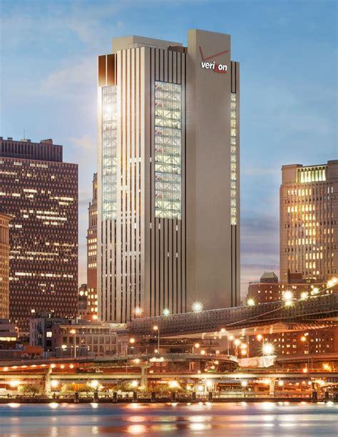 Verizon Office Nyc by Office Renovation Leasing Underway At 32 Story Verizon