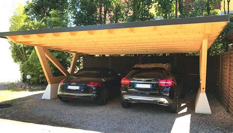 tettoie auto legno tettoie per auto in legno prezzi