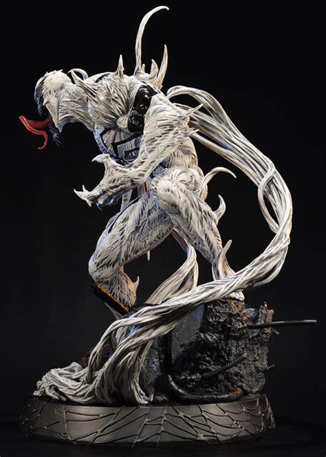 Pre Order Prime 1 Studio Anti Venom Bukan Sideshow Xm Studios Prime 1 Studio Anti Venom Statue Photos Up For Order