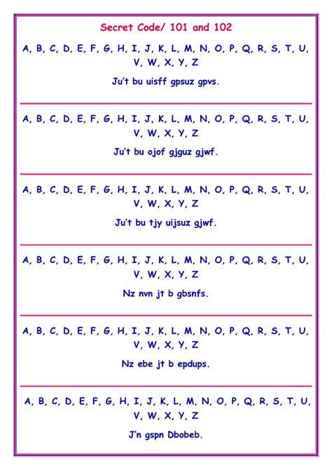 secret code secret code alphabet www pixshark images galleries