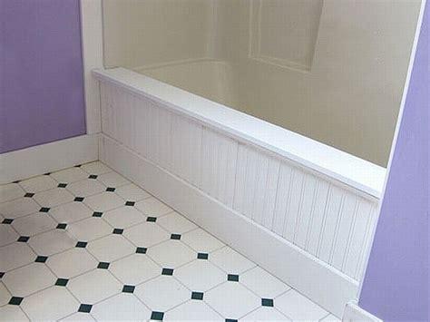 bathtub molding bathroom makeover how to add decorative molding to a bathtub