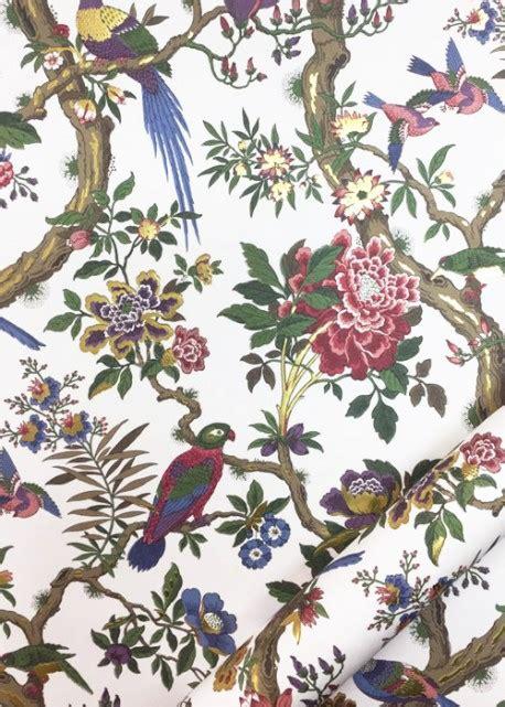 tapisserie japonaise tapisserie japonaise aux oiseaux r 233 hauss 233 dor 233 50x70