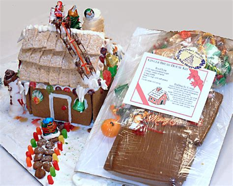 where can i buy gingerbread house kit gingerbread house kit christmas only