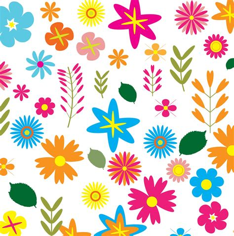 floral pattern background free floral background colorful free stock photo public