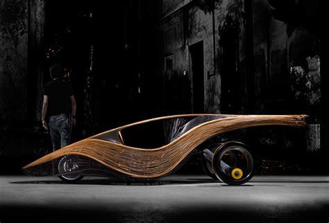 design concept bamboo phoenix bamboo concept car the awesomer