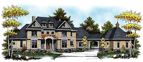 house plans with portico grand two story home plan with arched portico 89281ah architectural designs house plans