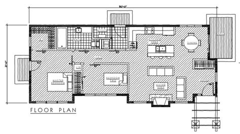 timber floor plans timber frame modern 2 plan