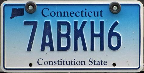 Vanity Plate Ct by Ct Motorcycle License Plate Review About Motors