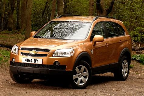 chevrolet captiva for sale uk chevrolet captiva estate from 2007 used prices parkers