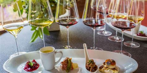 best food and wine pairings best food and wine pairing experiences in sonoma