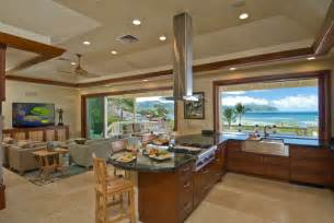 kitchen great room design beach style with accent wall rustic great room fresh faces of design hgtv