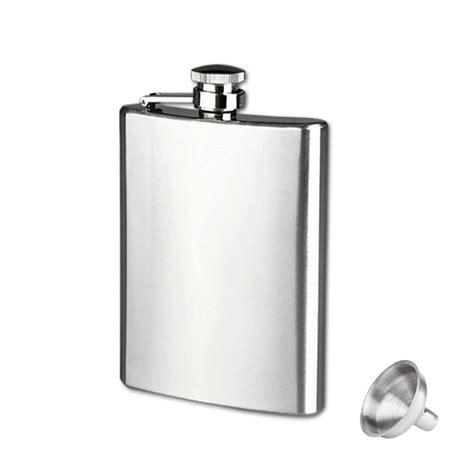 Botol Minum Hip Flask Stainless Steel Kece 1 1x stainless steel hip liquor whiskey flask cap funnel new ebay