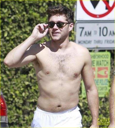 niall horan fan mail address 2017 niall horan gets sweaty during shirtless hike photo