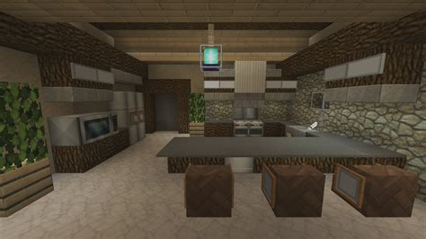 minecraft interior design kitchen modern rustic traditional kitchen designs show your