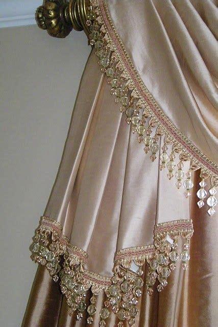 decorative trim for drapes 17 best images about drapes curtains swags pelmets
