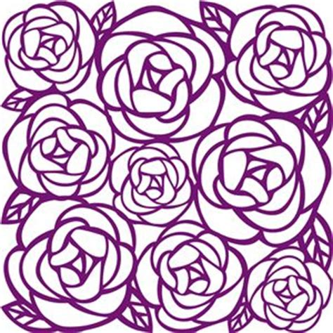 silhouette tattoo paper uk 25 best ideas about rose stencil on pinterest stencils