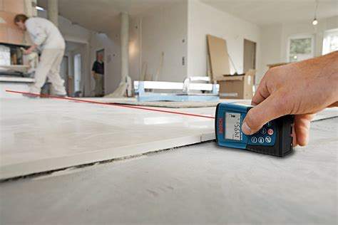 Floor Framing Plan How To Use A Laser Level For Laying Tiles