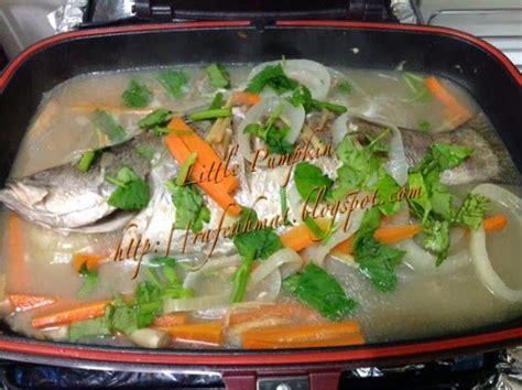 Berapa Pemanggang Ajaib ikan siakap stim dengan pemanggang ajaib foods recipes