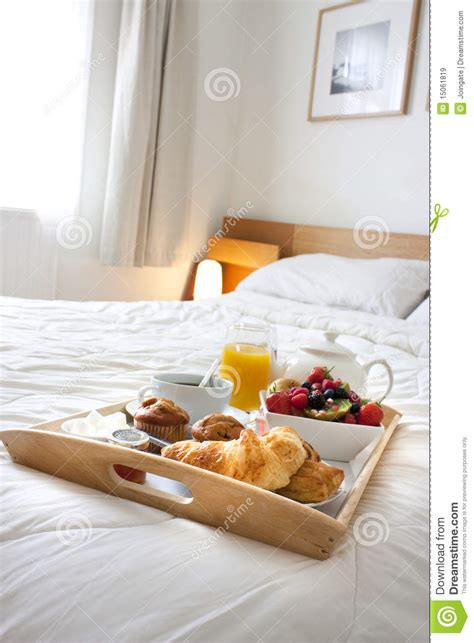 Setting Up A Bed And Breakfast Breakfast In Bed Royalty Free Stock Images Image 15061819