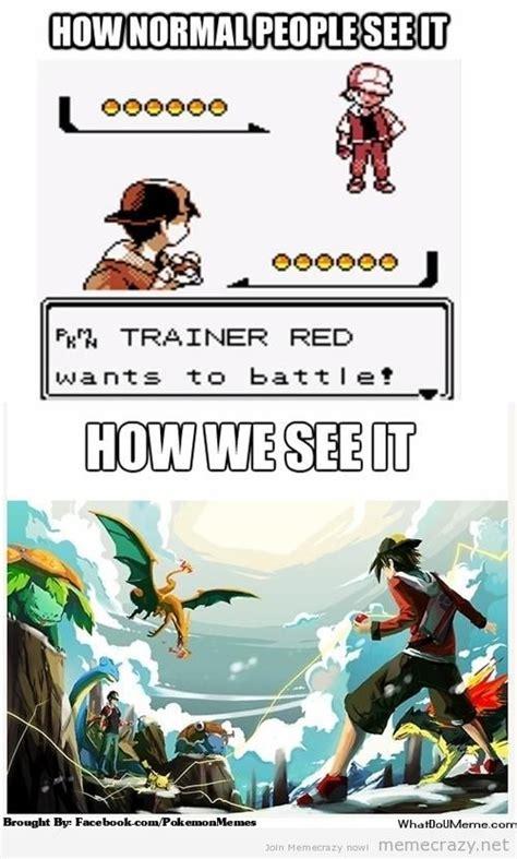 Pokemon Game Memes - pokemon tumblr playing pokemon game funny pictures