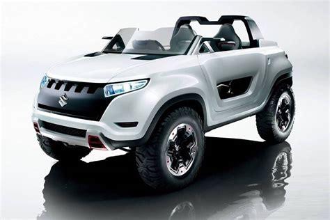 suzuki jeep 2017 india bound suzuki jimny concept to be unveiled at the