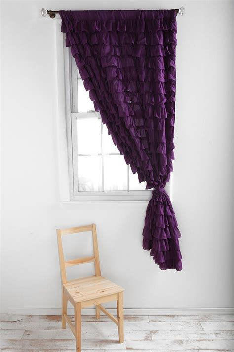 ruffle curtain 106 best images about curtains on pinterest