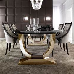 Designer Dining Tables And Chairs Luxury Dining Room Furniture Exclusive Designer Dining Room Sets