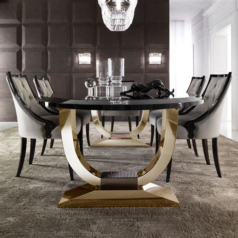 Luxurious Dining Tables Luxury Dining Room Furniture Exclusive Designer Dining Room Sets
