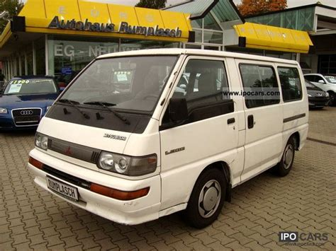 1994 mitsubishi 9 seater car photo and specs