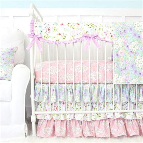 The 41 Best Images About Pastel Nursery Design On Pastel Crib Bedding Sets