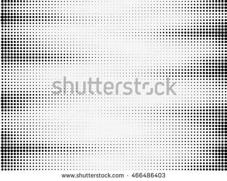black and white pattern illustrator halftone black dotted wave background pattern stock