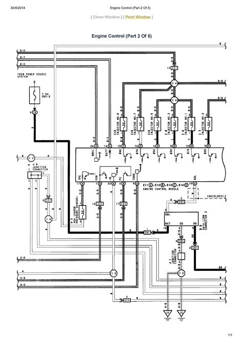 lexus v8 1uzfe wiring diagrams for lexus ls400 1997 model