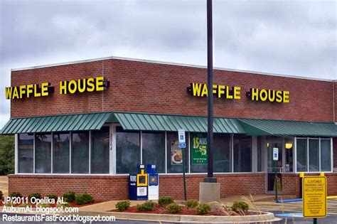 Waffle House Auburn Al auburn alabama opelika restaurant bank dr hospital attorney church dept