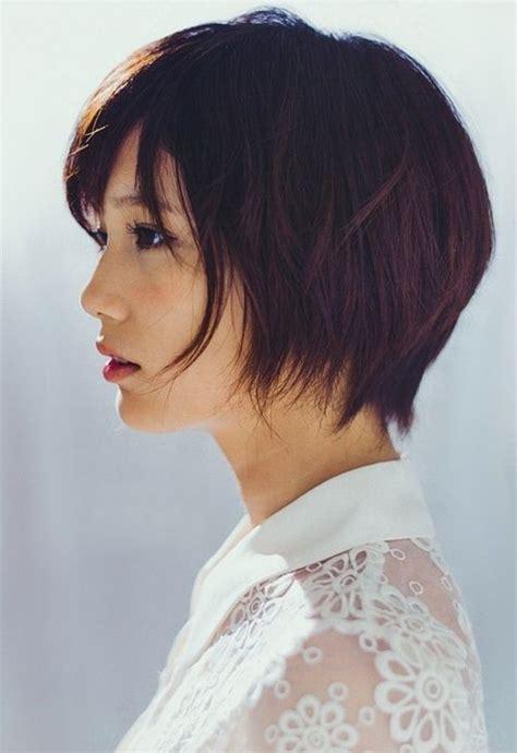 choppy bob hairstyles 1980 20 charming short asian hairstyles for 2018 short choppy
