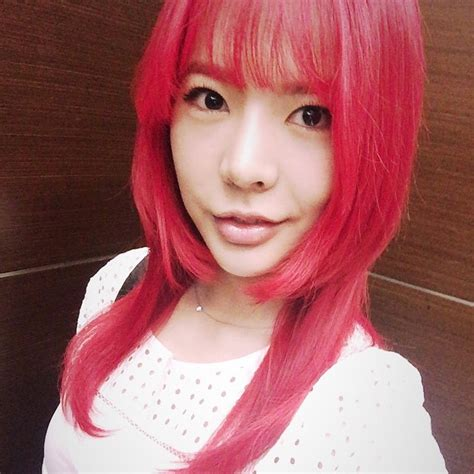 snsd sunny new hair 2015 sunny holds chat session with fans on instagram