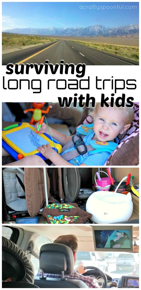 how to make a long road trip more comfortable top 5 tips for surviving a long road trip with kids a
