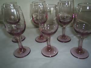 colorful wine glasses 6 colored glasses wine goblets beautiful
