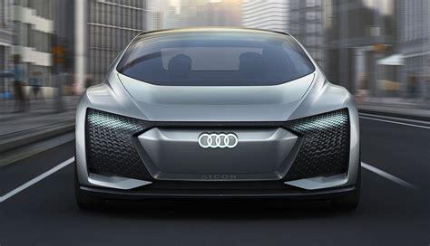 E Audi Reichweite by Audi Aicon Selbstfahr Elektroauto Mit 800 Km Reichweite